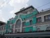 Stop bij Omsk