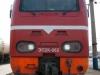 Voorkant van de Trans Mongolie Express