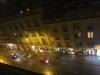 Serieuse regen in Santiago