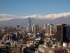 Uitzicht Santiago