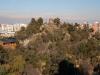 Santa Lucia hill Santiago