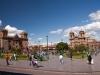 Plaza des Armes Cusco