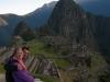 Samen bij Machu Picchu