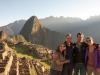Met Lex en Martine bij Machu Picchu