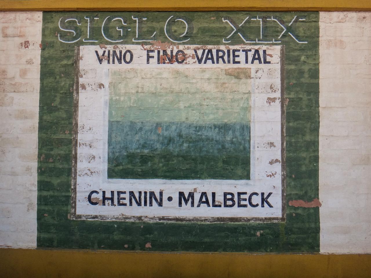 Wijnboer in Mendoza