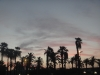Zonsondergang in Arica
