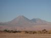 Vulkaan in het prachtige landschap