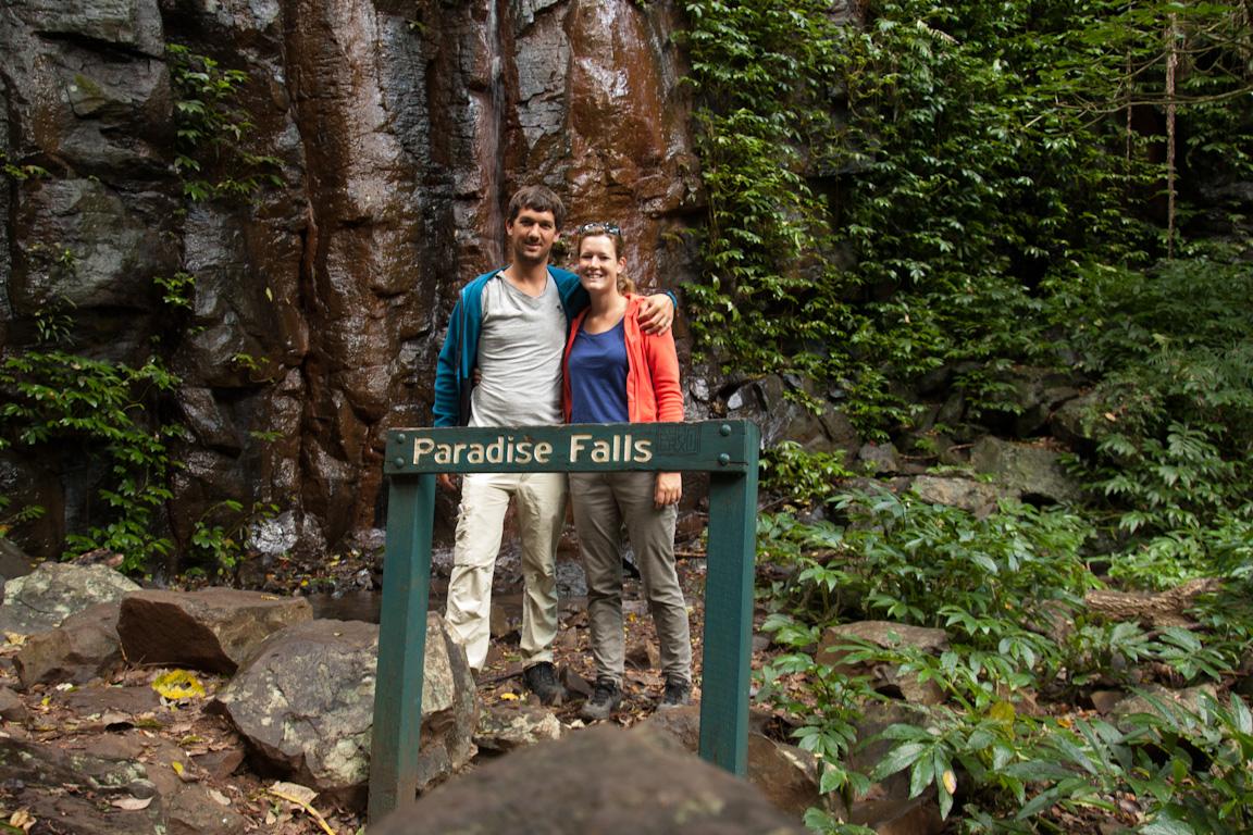 Samen voor de Paradise Falls