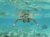 Mariska snorkelen