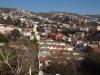 Gekleurde huizen in Valparaiso